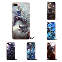 Fantasy Art Tanduk Legenda Cryptids TPU Cover untuk LG Roh Motorola MOTO X4 E4 E5 G5 G5S G6 Z Z2 Z3 G2 G3 C Play Mini(China)