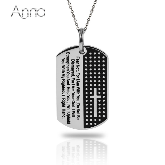 Stainless Steel Pendent Necklace