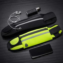 Новые кроссовки талии сумка Водонепроницаемый телефон контейнер для бега Пеший Туризм ремень мешок живота Для женщин тренажерный зал