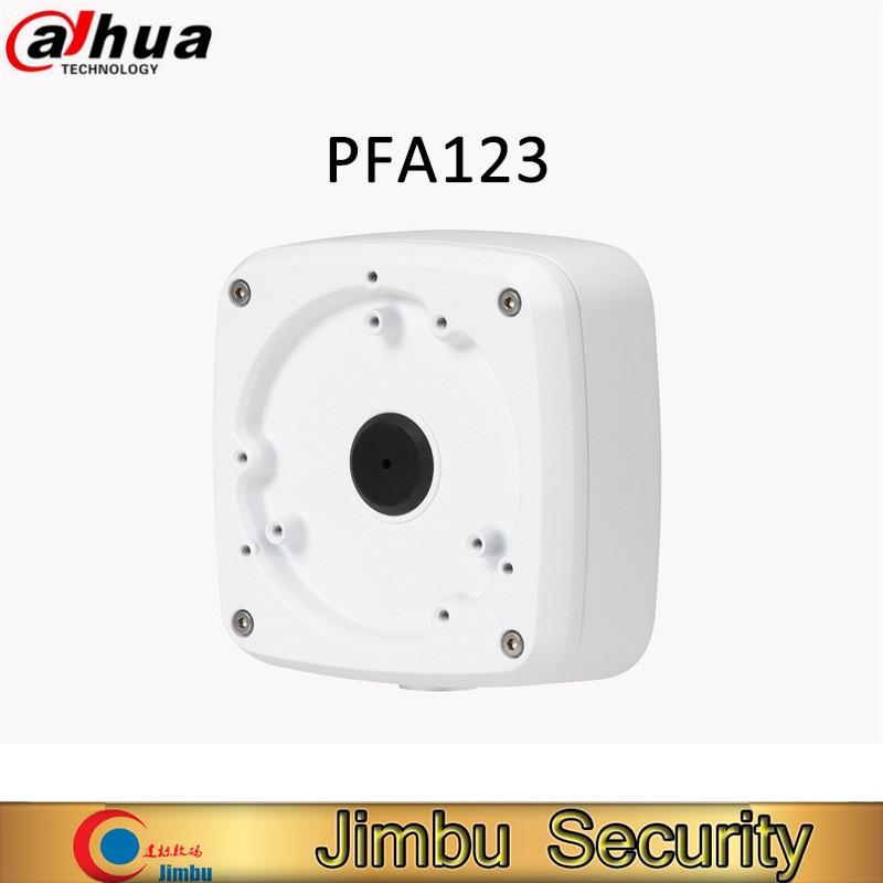DAHUA mount Water-proof Junction Box PFA123 Neat & Integrated design Material: Aluminum IP66 junction box PFA123 dahua junction box pfa131