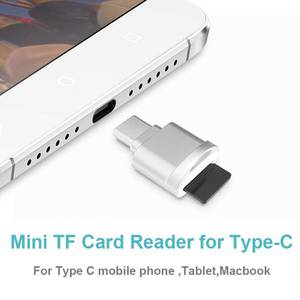 Image 3 - Ingelon type c micro sd Card Reader Metal OTG Adapter Memory TF Cardreader for USB C Phones usb microsd adapter Dropshipping