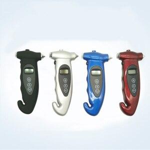 Image 3 - Tpms سيارة ضغط الإطارات قياس الخلفية عالية الدقة الرقمية مراقبة ضغط الإطارات سيارة الاطارات قياس الضغط