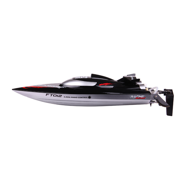 FT012 RC Boat High Speed 45km/hour 2.4GHz Anti-collision Remote Control boat Fun toys for kids gifts