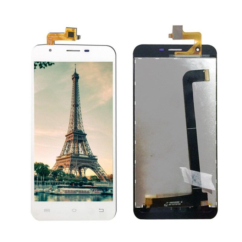 LCD Affichage Pour BQ BQS-5505 BQS_5505 BQS 5505 amsterdam LCD Affichage Tactile Assemblée D'écran De Réparation Partie