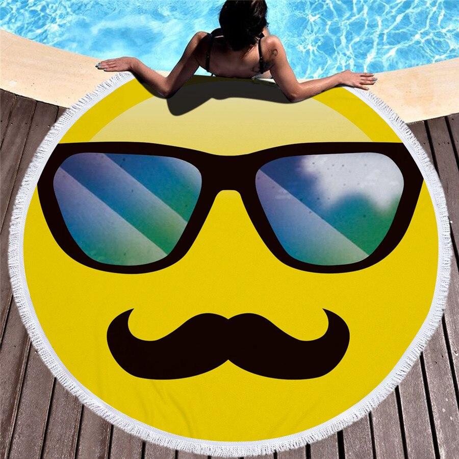 HTB1KF39mwvD8KJjSsplq6yIEFXa6 - Emoji Beach Microfiber Towel - MillennialShoppe.com | for Millennials