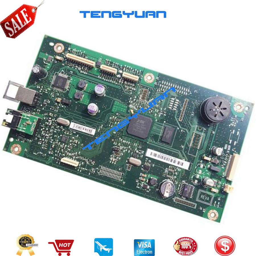 90% new original 100% tested for HP M1536DNF Formatter Board CE544-60001 printer parts  on sale formatter pca assy formatter board logic main board mainboard mother board for hp m775 m775dn m775f m775z m775z ce396 60001