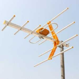 Image 3 - Цифровая наружная ТВ антенна HD для DVBT2 HD TV ISDBT ATSC с высоким коэффициентом усиления и сильным сигналом, наружная ТВ антенна