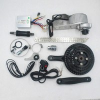 36V 350W/450W Mid Drive Motor electric bike conversion kit bicycle center motor engine MTB mountain bike ebike