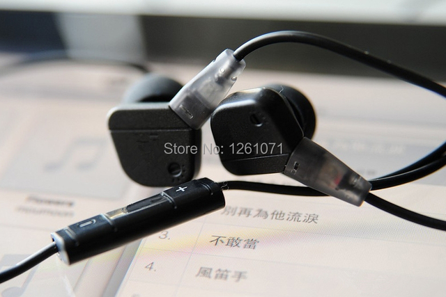 Top quality IE8i With Sealed Box HiFi In Ear Earphones In-Ear HD headphones IE 8i with Mic Control Talk Fast Free Shipping