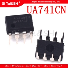 20 個DIP8 ic UA741CN UA741CP UA741 オペアンプLM741 741 tiのic opamp gp 1 433mhzオリジナル