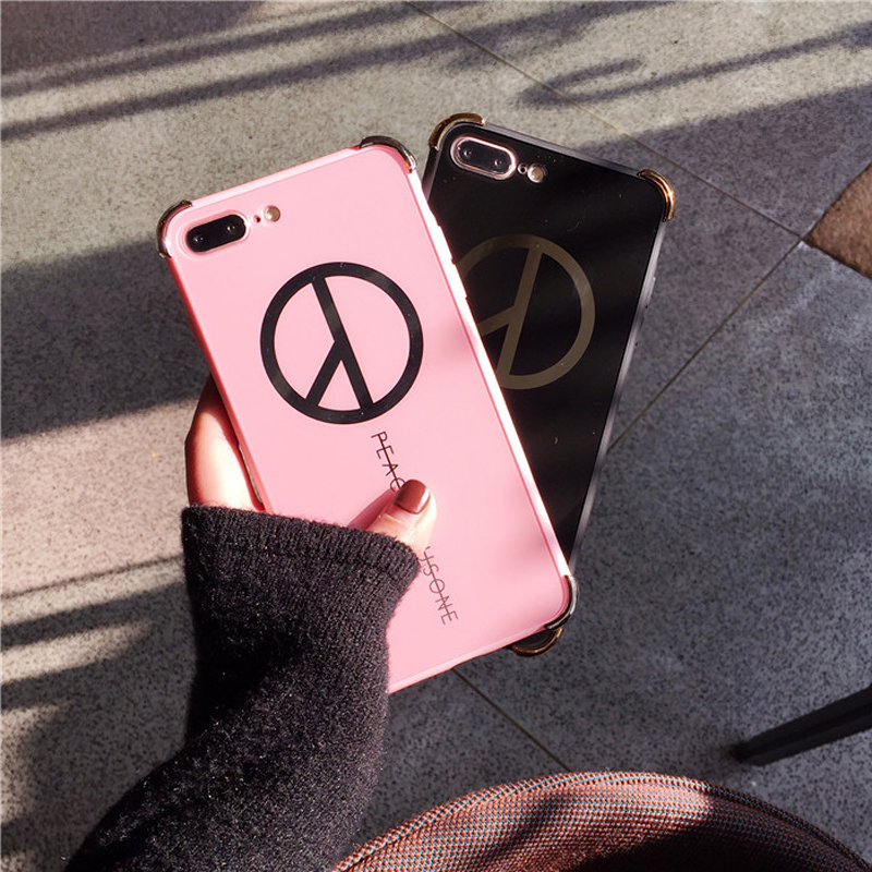 Peaceminusone g dragon bigbang phone cases for iphone 6 6s for Coque iphone 4 miroir