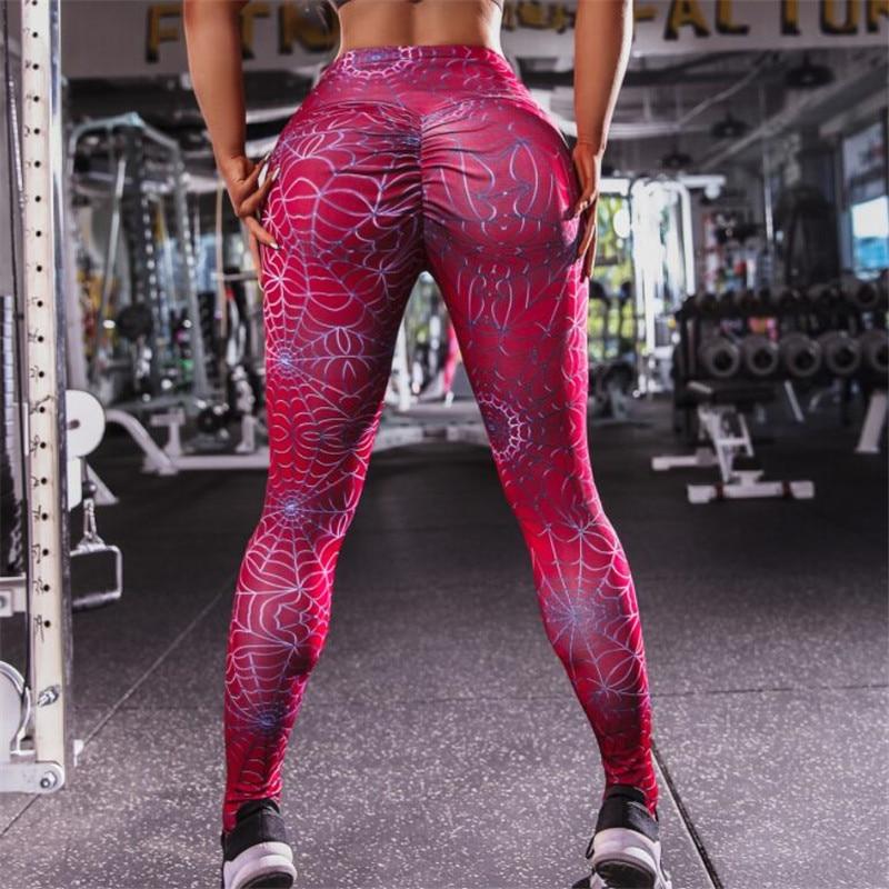 New High Quality Women Leggings High Elastic Skinny Camouflage Legging Spring High Waist Slimming Women Leisure Jegging Pants