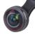 Apexel 8mm súper lente ojo de pez lente excelente selfie, sin Teléfono Celular Oscuro Círculo de 238 grados Súper Gran Angular Lente de La Cámara Kit APL-8MM