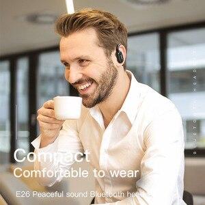 Image 4 - Mini casque Bluetooth sport HOCO à crochet Écouteurs super basses Casque sans fil Écouteurs kit mains libres microphone pour iPhone X Huawei P20