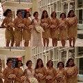 Золото блесток невесты платья великий гэтсби совок-образным вырезом из бисера колен Vestidos Noche импортные ну вечеринку платье роскошные платья