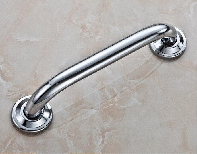 2016 stainless steel 300mm bathroom armrest bathroom handle bathtub armrest handrail  Grab Bars Hand  Online. Bath Handrail