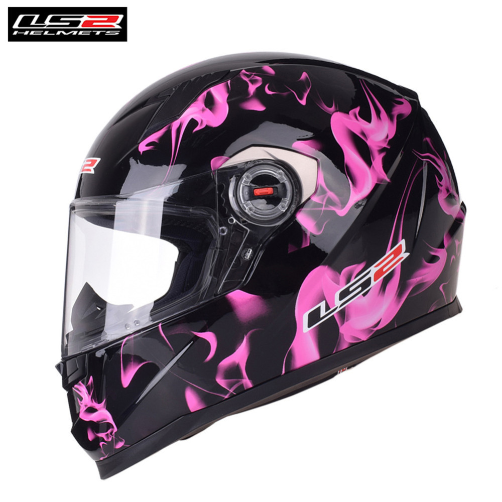 LS2 FF358 Racing Motorcycle Helmet Full Face Casque Casco Capacete Moto Kask Helmets Helm Crash For Yamaha Bike Motor Helmet ls2 alex barros full face motorcycle helmet racing moto helmets isigqoko capacete casque moto ece approved no pump ff358 helmets