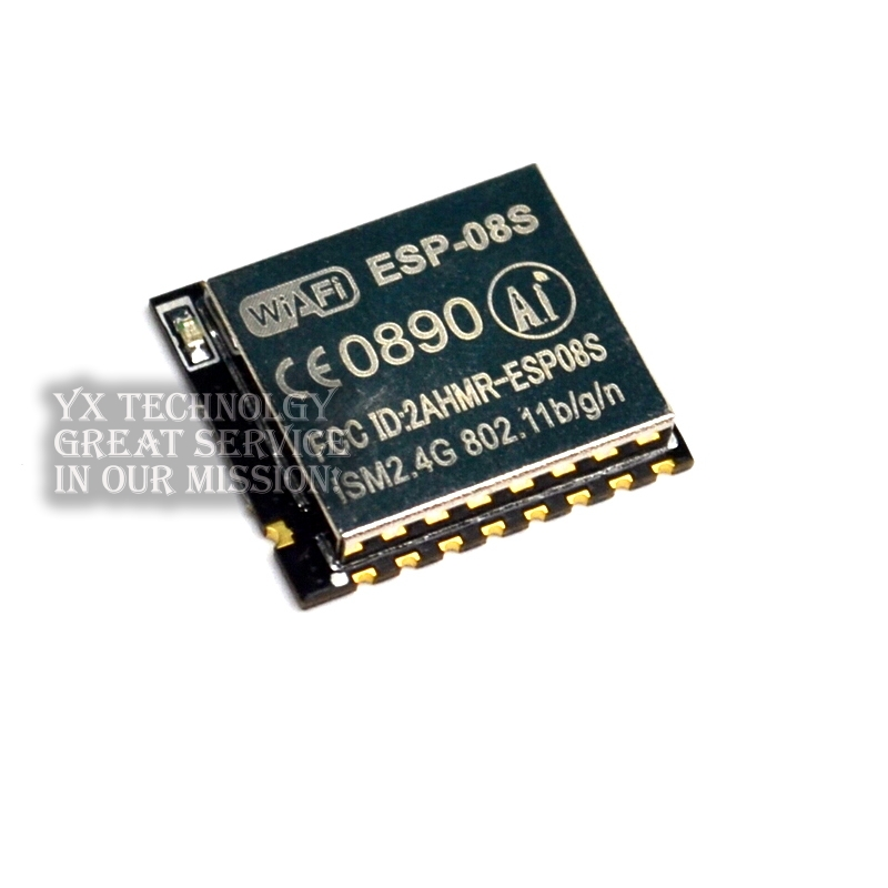 WiFi module ESP8266 Serial to WiFi / wireless transparent transmission / industrial / ESP-08S