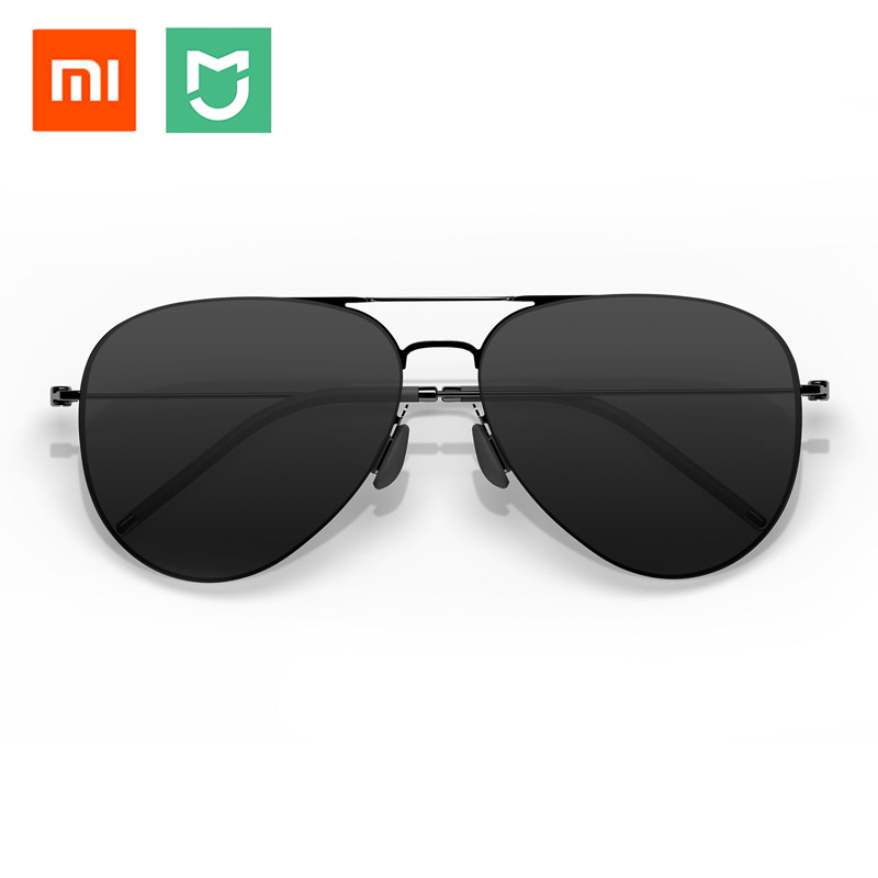 Original Xiaomi Turok Steinhardt TS Brand Nylon Polarized Stainless Sun Lenses Glasses 100% UV-Proof for Man Woman Travel topeak outdoor sports cycling photochromic sun glasses bicycle sunglasses mtb nxt lenses glasses eyewear goggles 3 colors