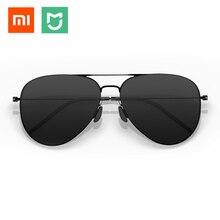 Оригинальный Xiaomi турок steinhardt TS Марка Нейлон поляризованных солнцезащитных очков из нержавеющей Защита от солнца Оптические стёкла Очки 100% УФ-proof парня девушку Путешествия