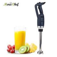 ITOP Merci Chef Commercial Kitchen Handheld Blender Immersion Mixer Electric Mixer Juicer Food Processor IT500+200mm Stir Stick