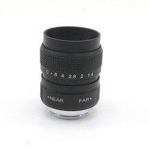 25mm f1.4 C mount CCTV camera Lens for M4/3 EP1 EP2 G1 GF1 GF2 free shipping