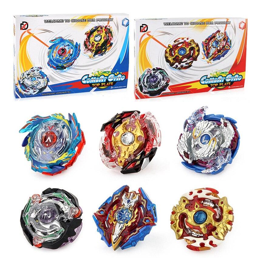 3Pcs/Set Toupie Bayblades Burst Evolution Arena Metal Fusion B73 B74 B86 B97 B100 Battle Metal Top Fury Master Launcher Kid Toy