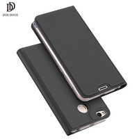 Xiaomi Redmi 4X Case Leather Flip Case For Xiaomi Redmi 4X Wallet Phone Funda DUX DUCIS