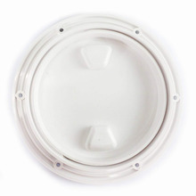 4″6″8″Marine Boat Round Non Slip Inspection Hatch with Detachable Cover