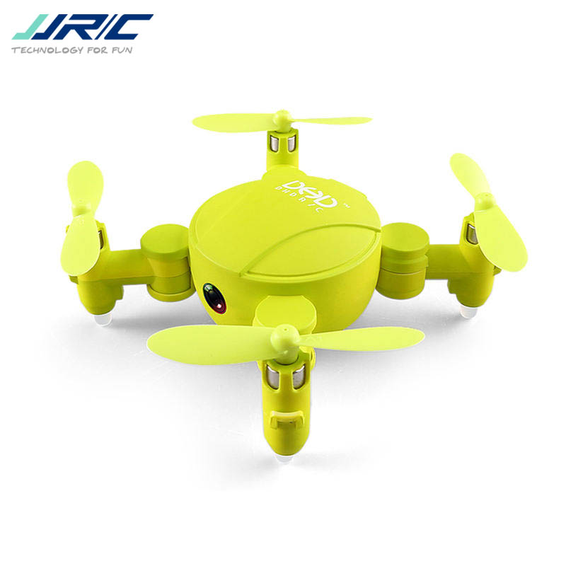 JJR/C JJRC DHD D4 Mini Tasche Drone WIFI FPV 720 p Kamera Höhe Modus RC Drone Quadcopter Grün blau Für Kinder Geschenke RC Spielzeug