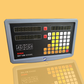 цена на SINO Multi function milling machine lathe linear cutting linear scale grating ruler digital display DRO