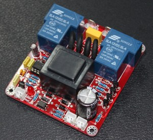 Image 2 - KYYSLB amplifier Class A delay soft start temperature protection board (with switch function)