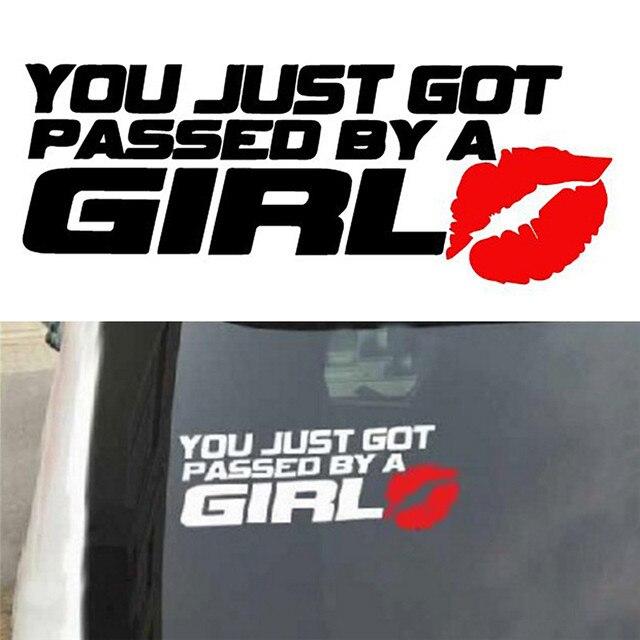 Sexy Lip Sticker Decal Decor Girl Lipstick Cars Truck Window - Car sticker decal for girls
