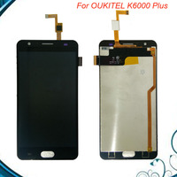 New Arrival 5 5 Inch For Oukitel K6000 Plus LCD Display And Touch Screen Screen Digitizer