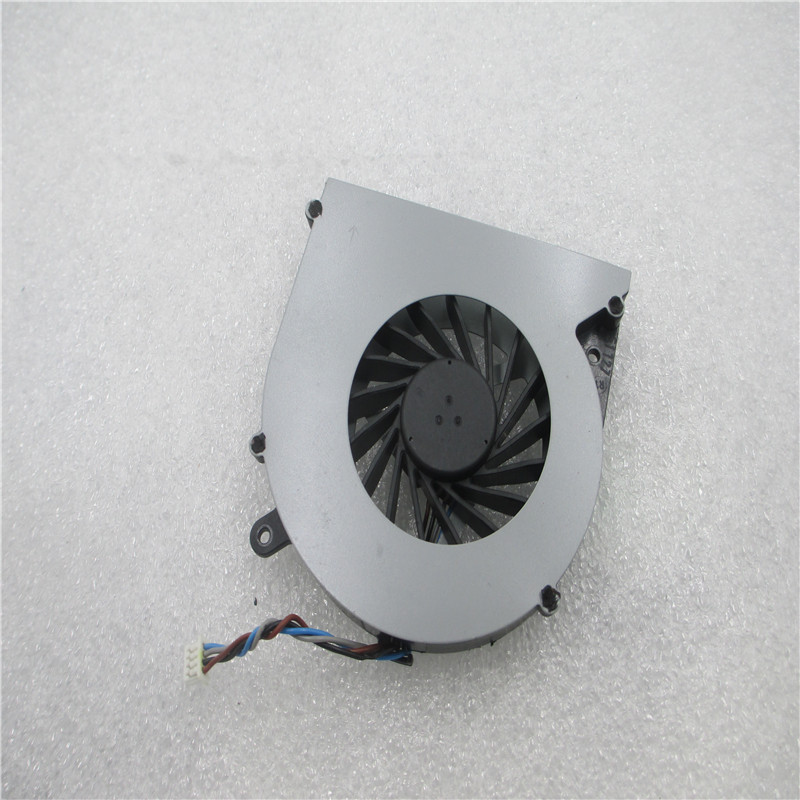 Image 2 - Cpu Laptop cooling fan cooler for Toshiba Satellite C50T C50T AST2NX1 C50T AST2NX2 C50 C50D C55 C55T C55D C50 A-in Fans & Cooling from Computer & Office