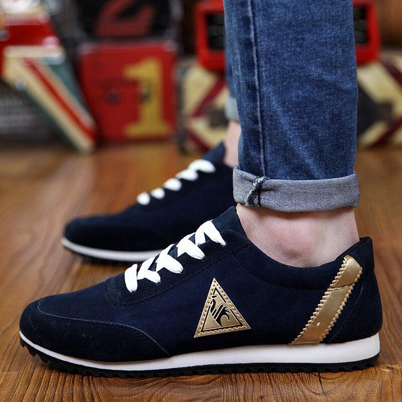 Grande 2 Taille Hommes Chaussures 39 Adulte Nouveau 3 automne Printemps Sneaker Confortable Pour Homme 1 44 Lacets À 2018 Décontractées Mode AqqZRwBY6