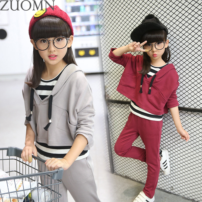 Children Clothing Sets New Girls Sports Suit Summer Short Sleeve Shirt+Harem Pants Kids Girl Clothes Suits 3pcs/Set YL479