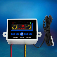 Thermostat Temperature Measuring Regulator Heating Cooling Control Instruments Digital Sensor Gauge
