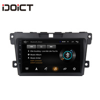 IDOICT Android 8.1 Car DVD Player GPS Navigation Multimedia For Mazda CX7 CX 7 Radio 2006 2013 car stereo wifi