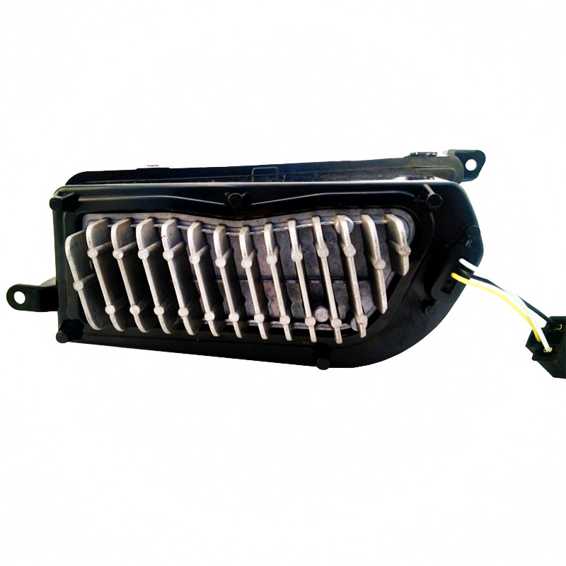 Polaris RZR 1000 ATV UTV Chrome Hitam LED Headlight Polaris RZR 900 - Lampu mobil - Foto 5