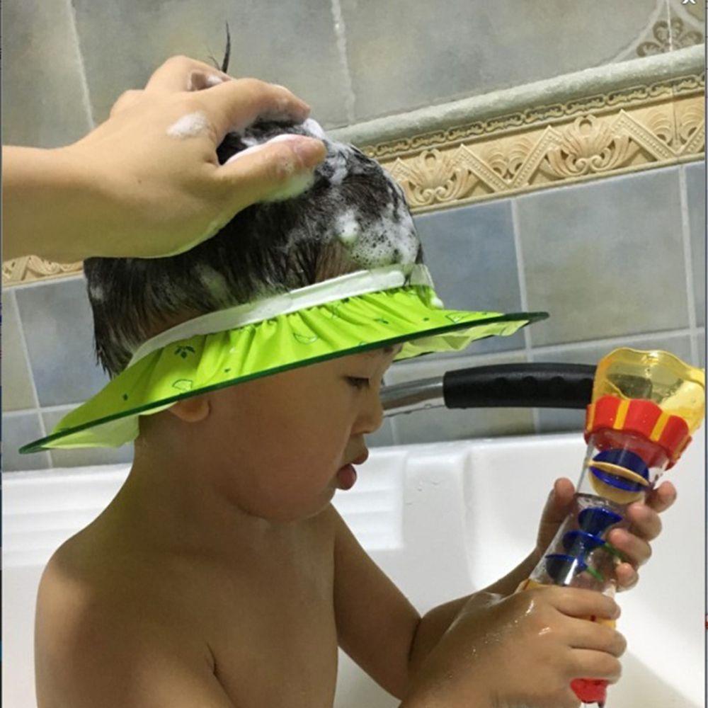 Mutter & Kinder Kenntnisreich 1 Stücke Shampoo Kappe Baby Kind Kind Erwachsene Shampoo Grün/rosa Bad Dusche Cap Hut Safe Weiche Unisex Waschen Haar Schützen Up-To-Date-Styling Babypflege
