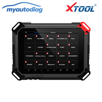 Promotion Xtool EZ500 HD Heavy Duty Works Almost All Truck Models with WIFI Diagnostic System and Special Function