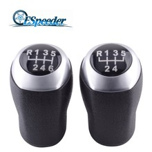ESPEEDER 5 6 Speed Manual Car Shift Knob Gear Lever Shifter Head Handball For Hyundai Elantra GT Accent Solaris Avante MD I30 MT цена в Москве и Питере