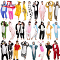 Hot Unisex Adultos Pijamas Kigurumi Cosplay Animal Onesie/barato traje de pingüino