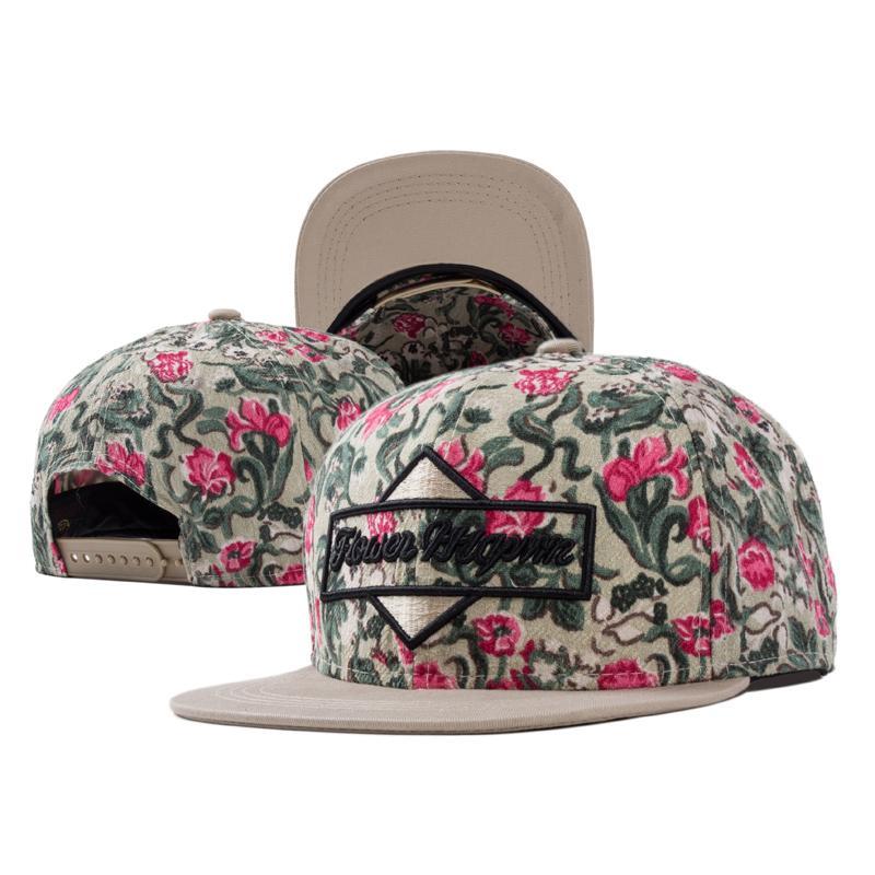 727922756bed0 2015 Unisex hueso Snapback Caps Hip Hop Gorras Planas Floral Gorras de  visera Chapeu moda Casquette Casual mujer hombre sombrero de copa en  Disfraces juegos ...