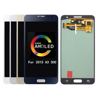 For Samsung Galaxy A3 2015 A300 A300 A300F A300FU Super AMOLED LCD display with touch screen digitizer assembly replacement part