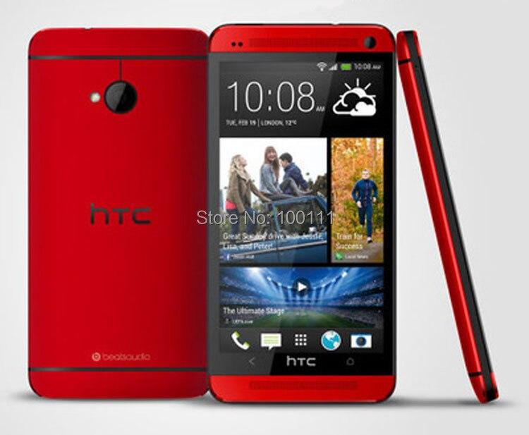 bilder für Original HTC One M7 Handy entsperrt, Android, 801e Smart Handy renoviert, freies Verschiffen