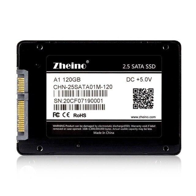 Nueva Llegada SATA3 SSD 120 GB de 2.5 Pulgadas 7mm Interna Disco Duro SSD (Solid State Drive) para equipo