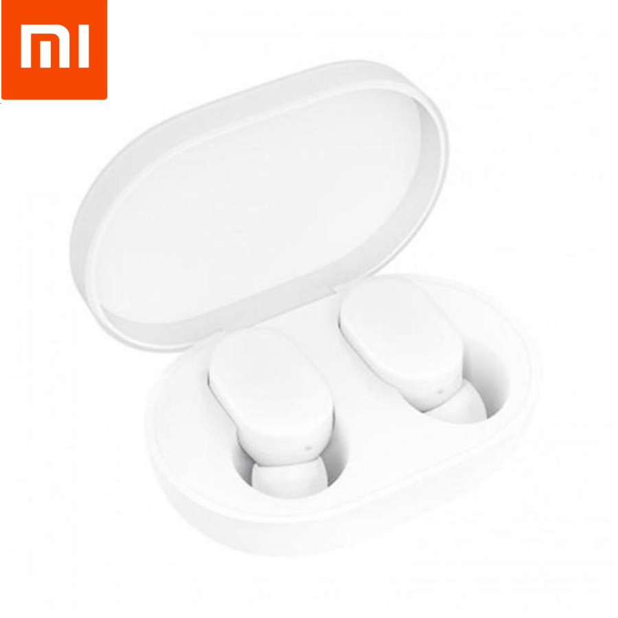 Original Xiaomi Mi AirDots TWS Bluetooth 5.0 Earphones Youth Version Touch Control Wireless Earbuds with Charging BoxOriginal Xiaomi Mi AirDots TWS Bluetooth 5.0 Earphones Youth Version Touch Control Wireless Earbuds with Charging Box
