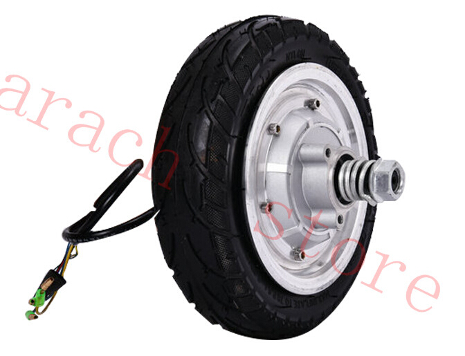 8  350w 48V electric wheel hub motor , electric scooter motor , electric motor for skateboard , electric scooter kit купить